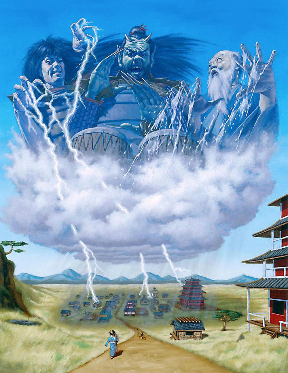 Japanese Gods