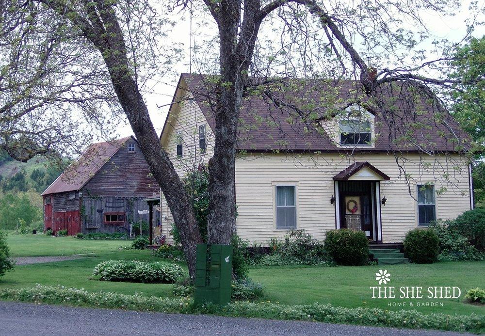 """Little Brook farm"", pictou county, nova scotia"