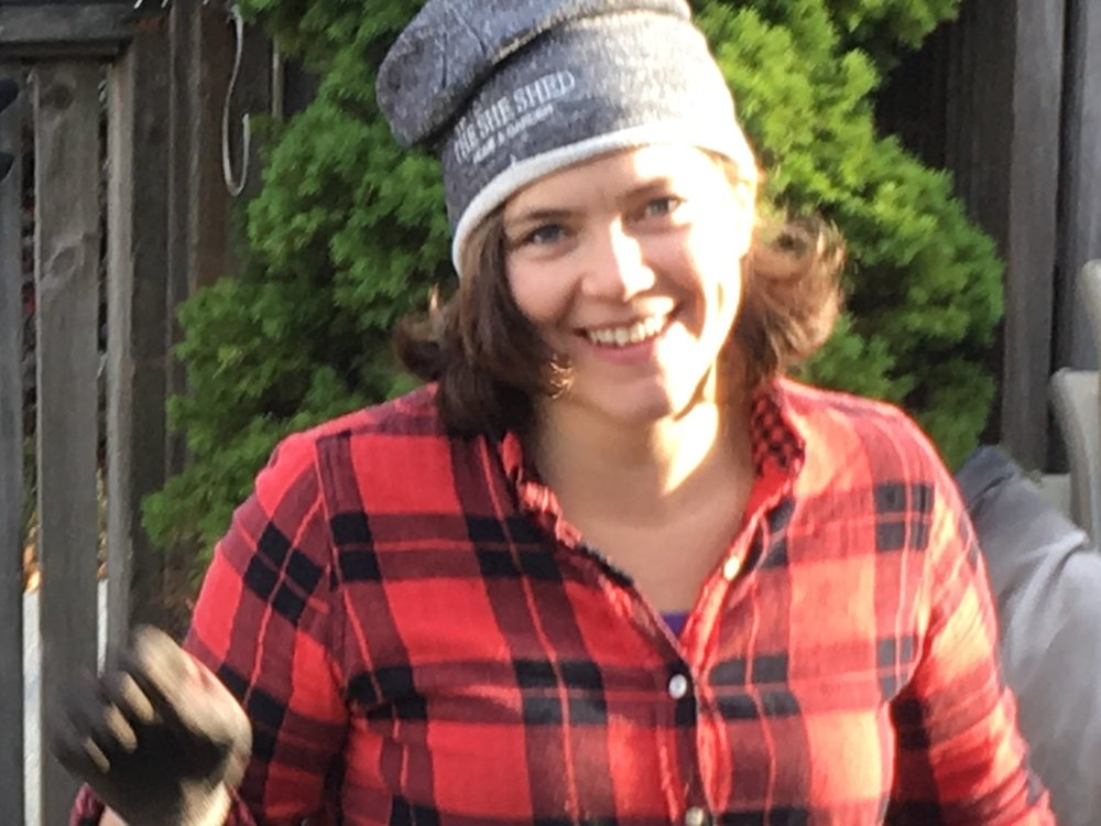 Olivia MacNair - Landscape Gardener