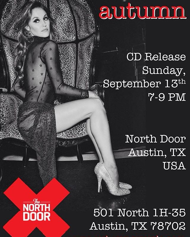 Tonight!!!! Come hang with me :) :) @thenorthdoor