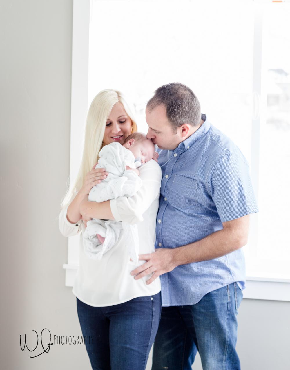 Lifestyle newborn Photos, Salem Utah