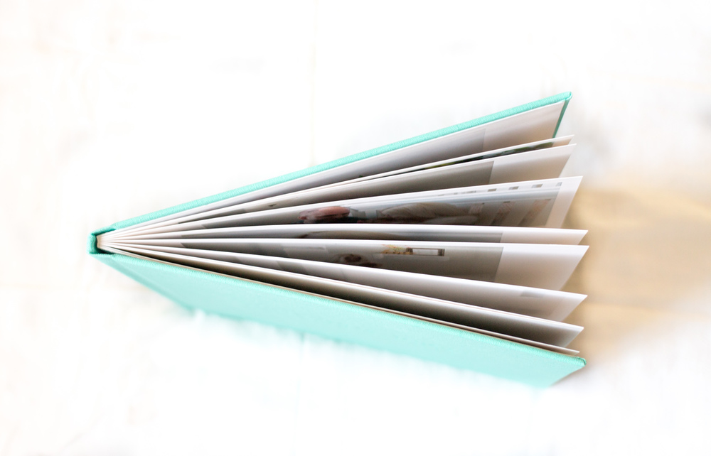 Signature photo book, Whitney Bufton Photography products