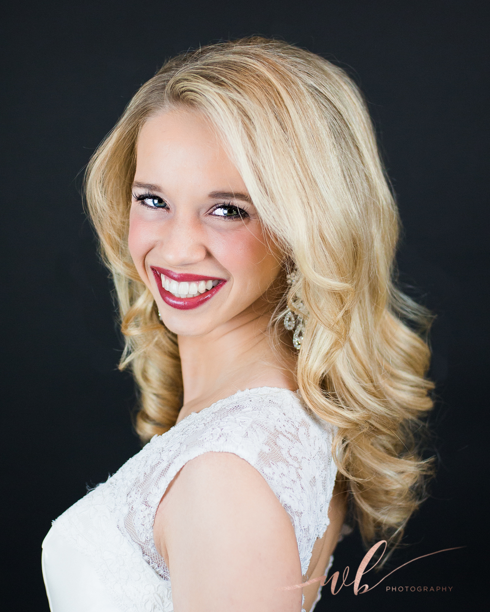 Utah pageant head shots