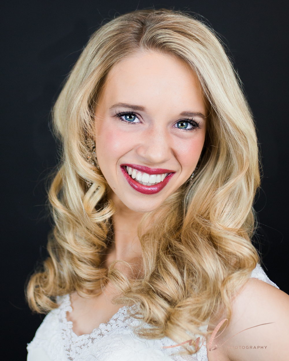 Pageant head shots