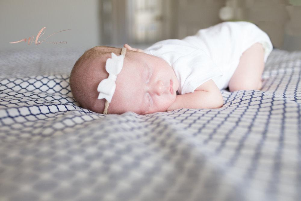 baby girl lifestyle photos