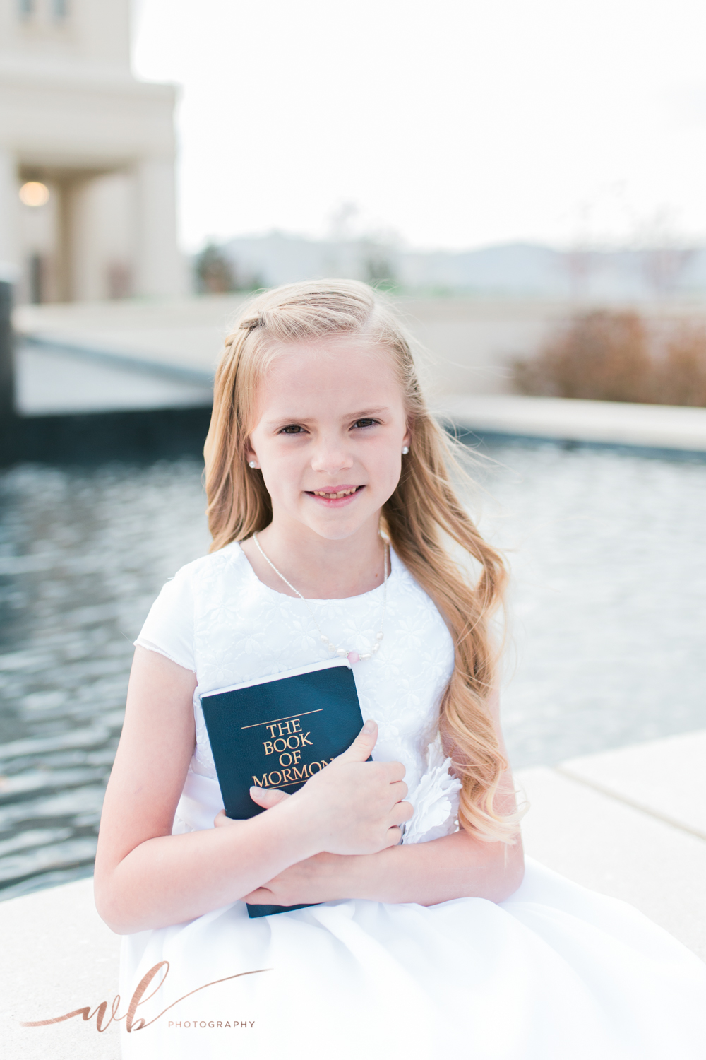 LDS baptism photos