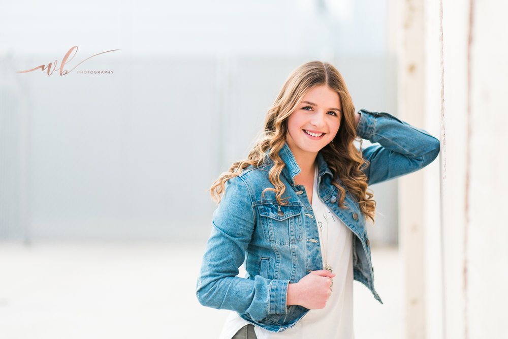 Provo Utah senior photography