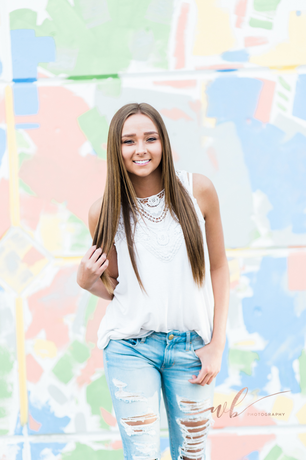 Provo Utah high school senior photographer
