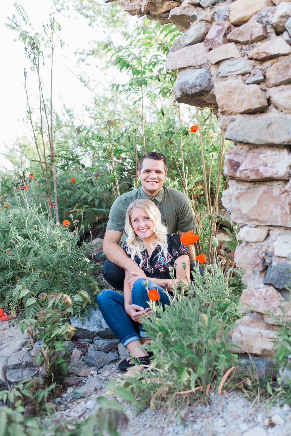 Utah County engagement photographer
