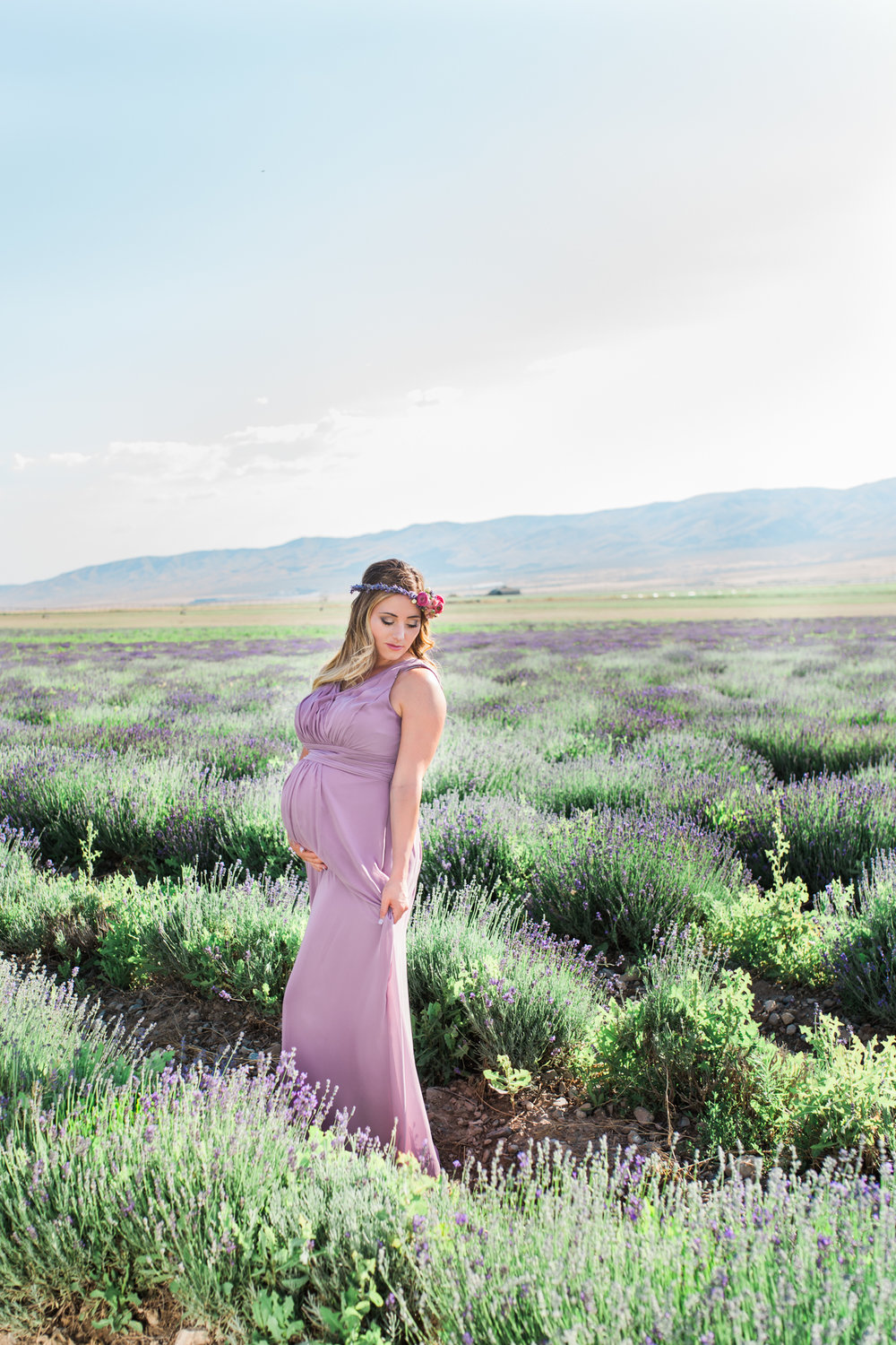 Utah County maternity photographer