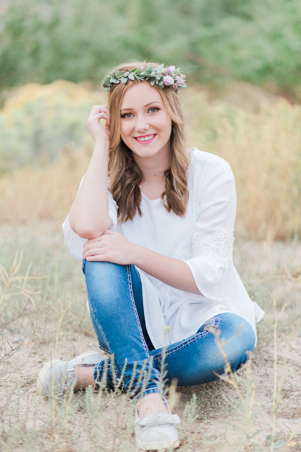Utah High school senior photographer
