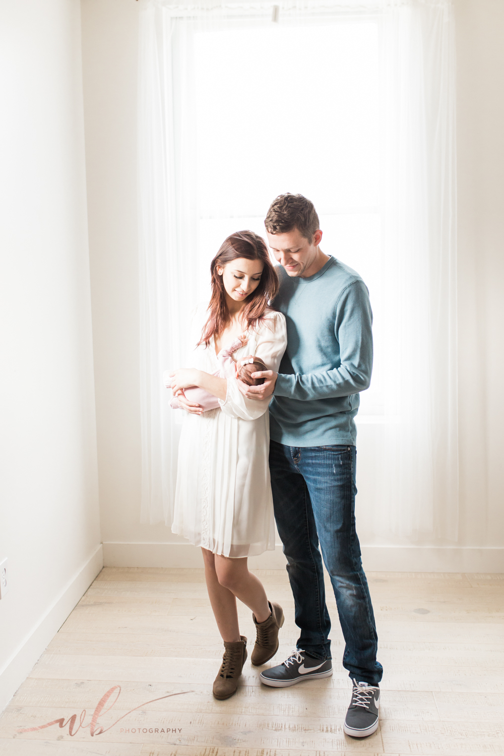 Utah Lifestyle Newborn Photographer