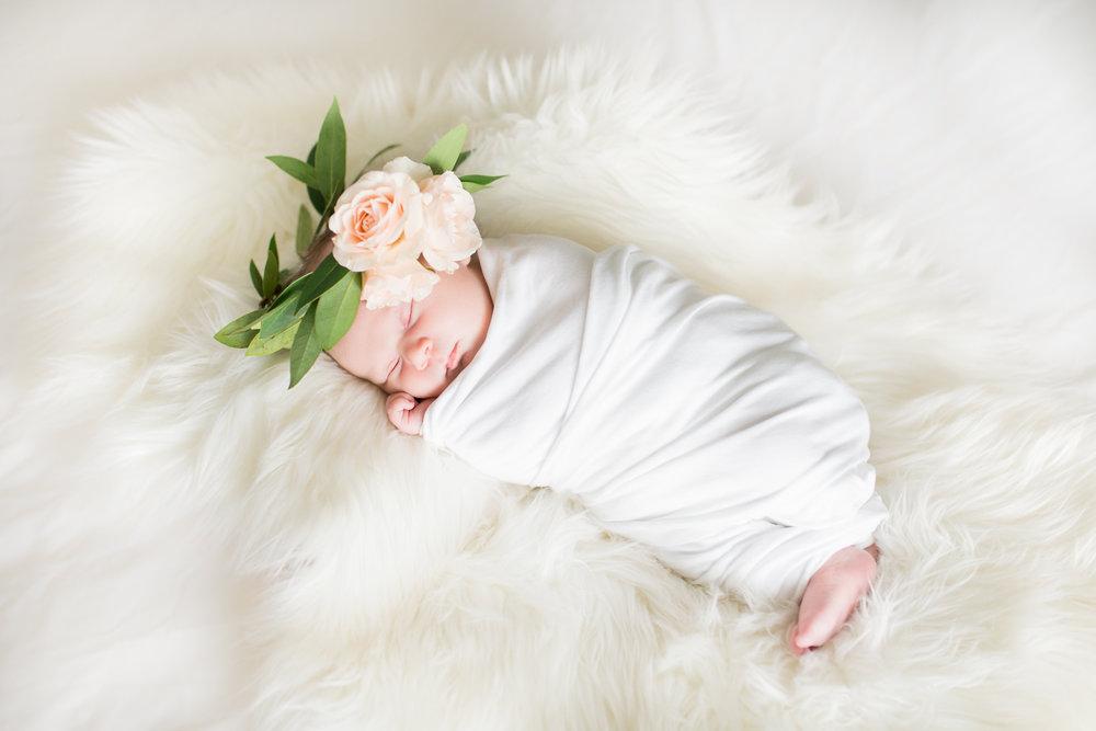 Utah county newborn photographer