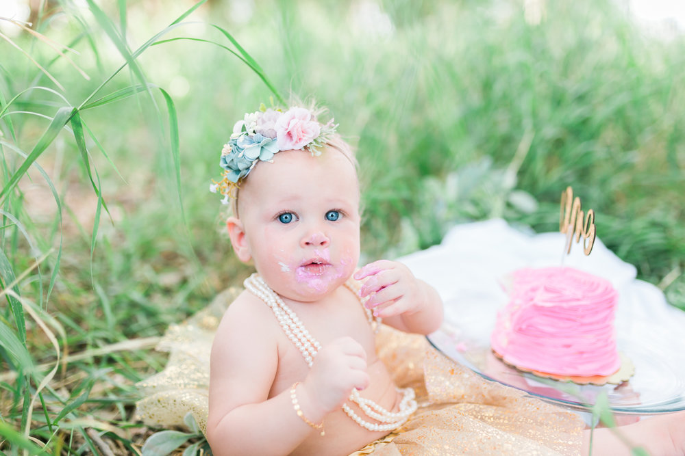 Utah cake smash photographer