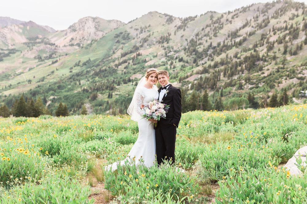Utah formal photos