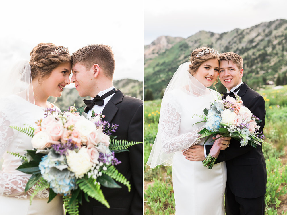 Utah County bridals