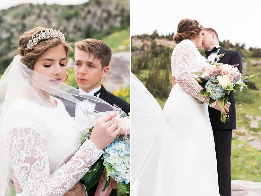 Utah bridal photographer