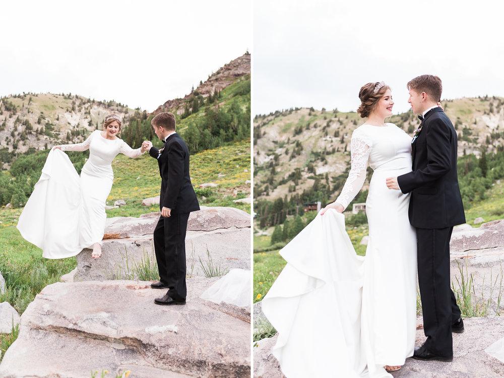 Wedding dress Utah