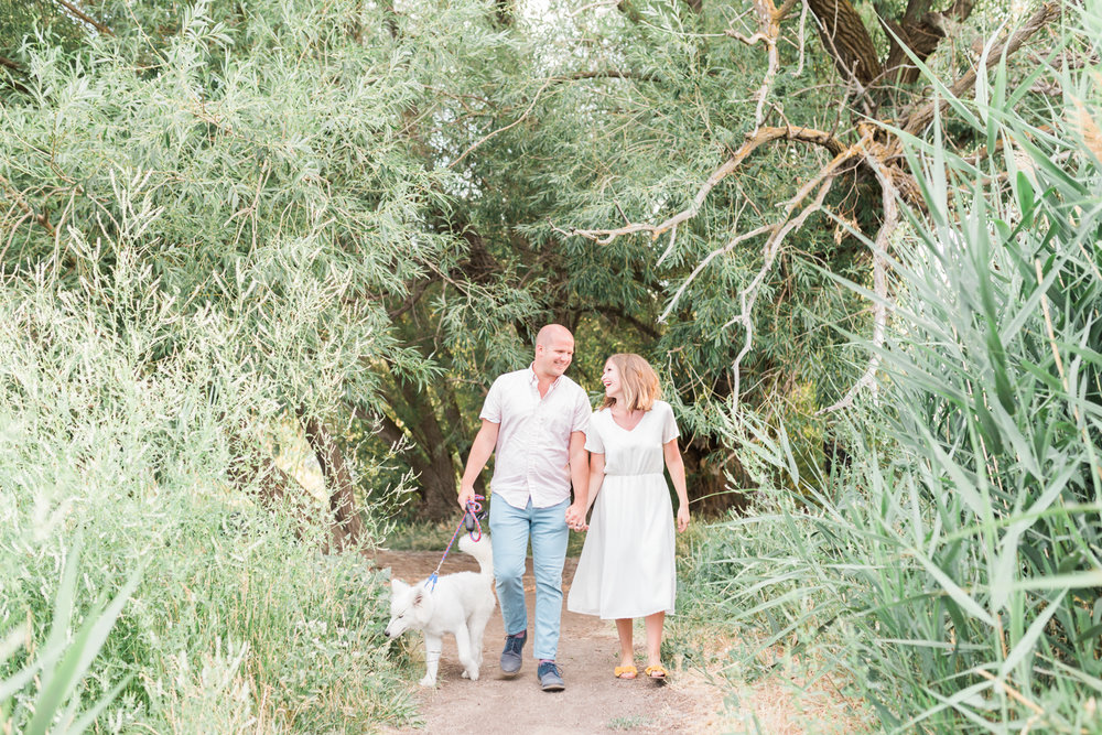 Saratoga Springs Utah couples photographer