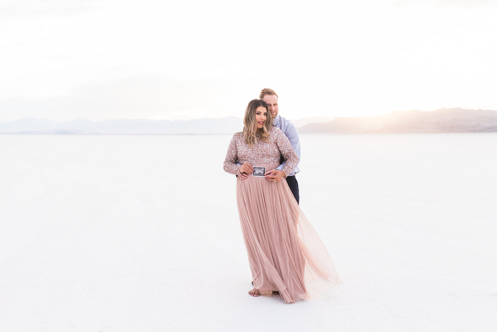Baby announcement in Florida