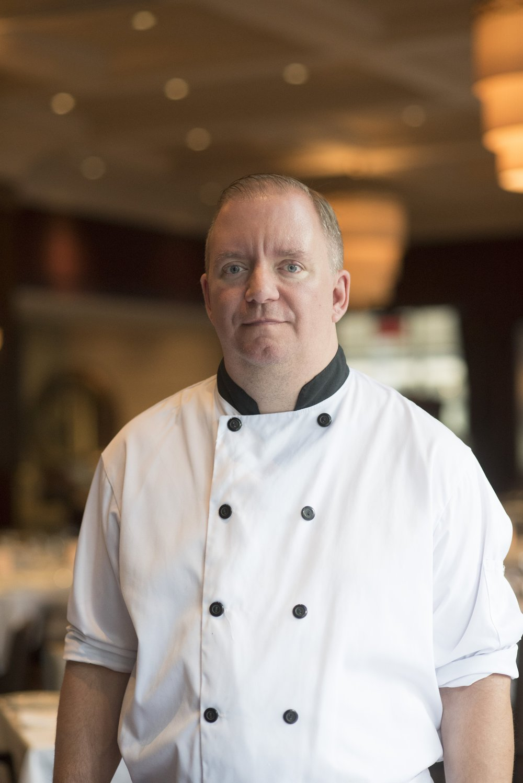 Chef David Seaman