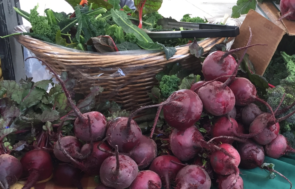 Farm Fresh Beets