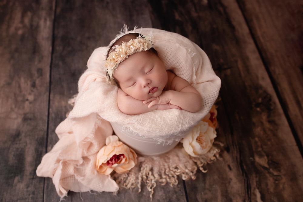 newborn photos san diego