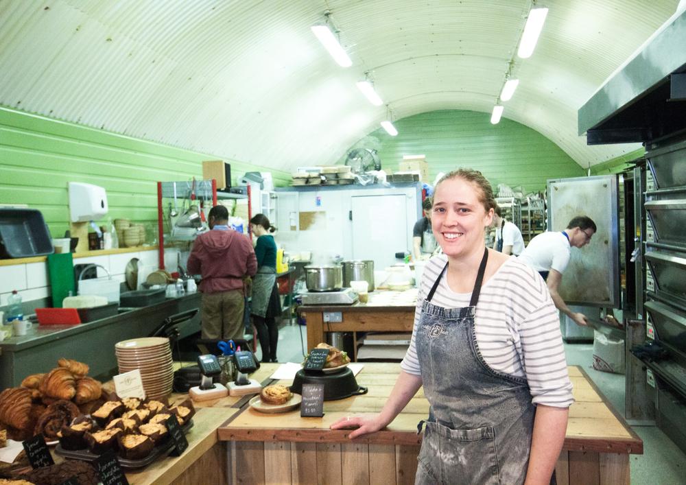 Laura Hart - Hart's Bakery