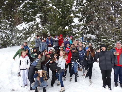 You know MS winter camp was a BLAST! 👌🏻❄️💥 #trinityw2 #WINTERCAMP2019
