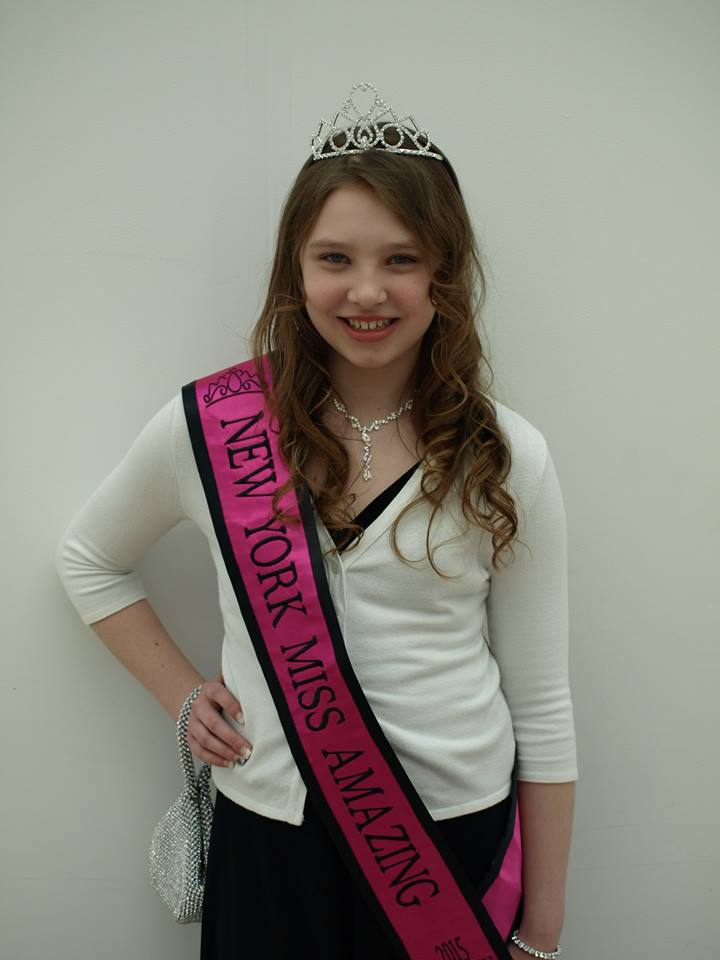 2015 NYMA Preteen Queen Ashlyn Wallace
