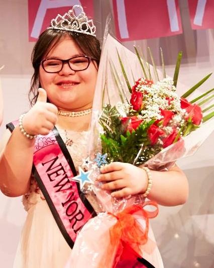 2015 NYMA Jr Teen Queen Roxanne Fernandez
