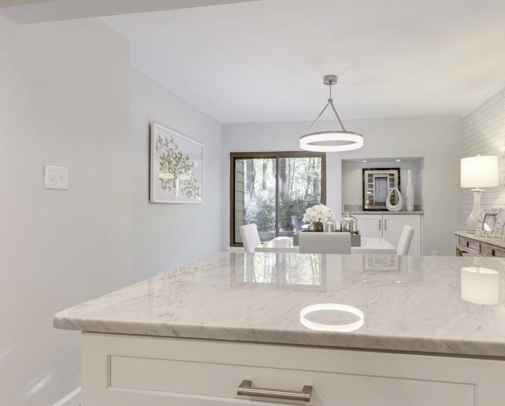 Kitchen — Virginia Home Design