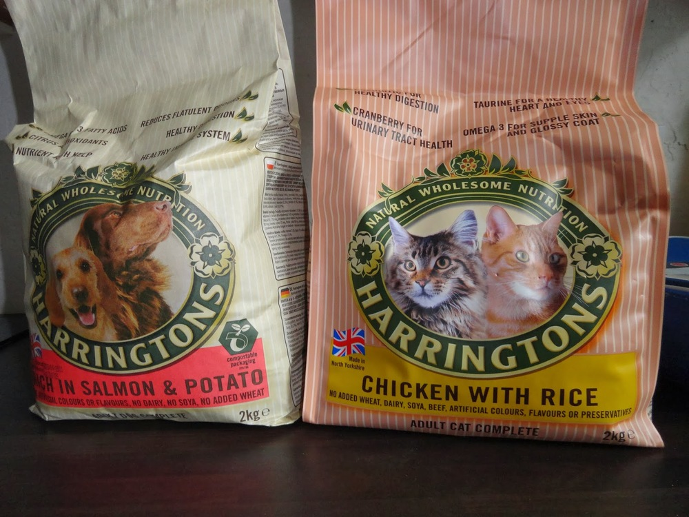 Review Harringtons Dog And Cat Food Cracked Nails