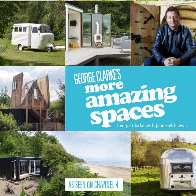WIN a signed copy of George Clarke\'s Amazing Spaces! - Cracked Nails ...