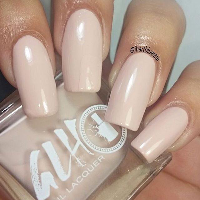 Loving Pink Blossom  Thank you @ihartbluestar #ilovenails #nailbloggers #nailswag #nailpolishaddict #vegan #glhnaillacquer #5free #vegannailpolish #nailtech