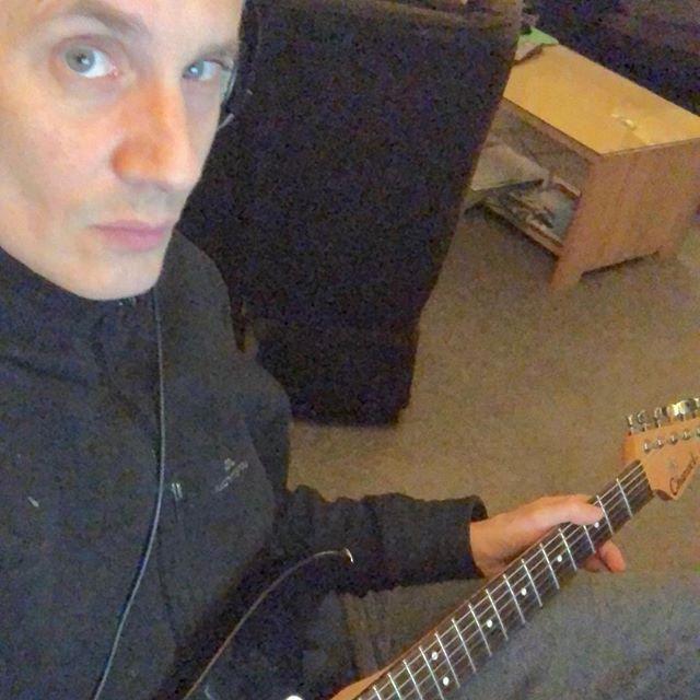 Overdubs at 3am - living my dream #london #music #studio #samplereplays