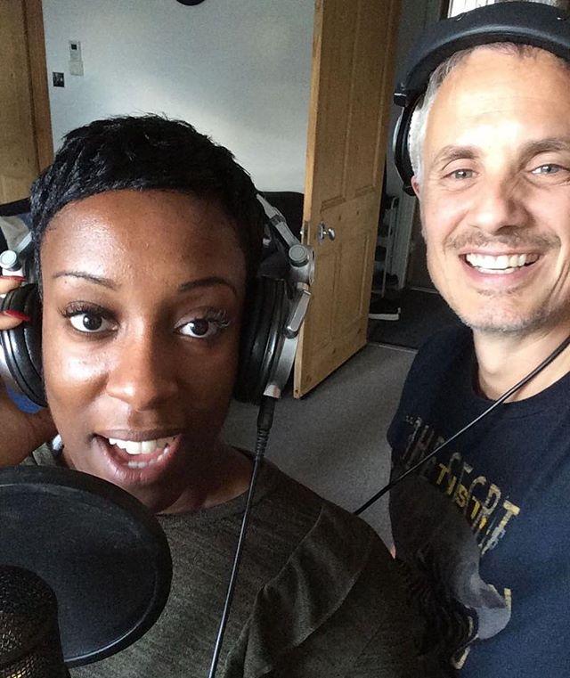 Always a pleasure to record Phebe Edwards #london #music #studio #samplereplays