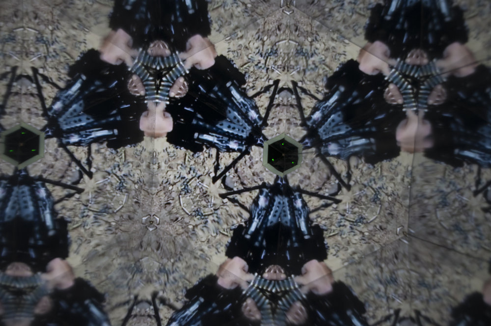 Untitled (Kaleidoscope)