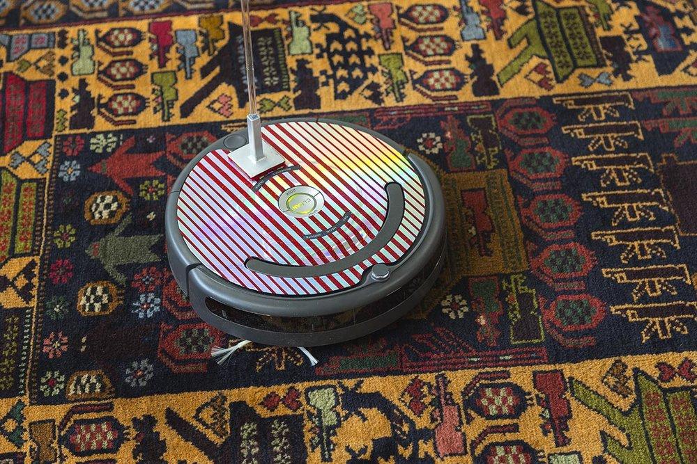 Drone Roomba