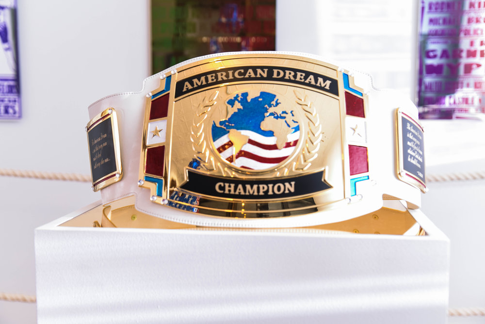 Kayfabe: The American Dream