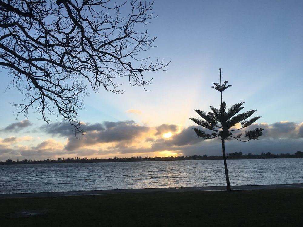 Lake Wendouree, Ballarat, Victoria