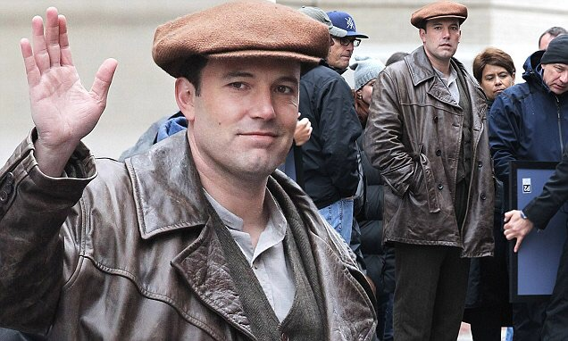 'Live By Night'  has an October 2017 release date. Warner Brothers studios
