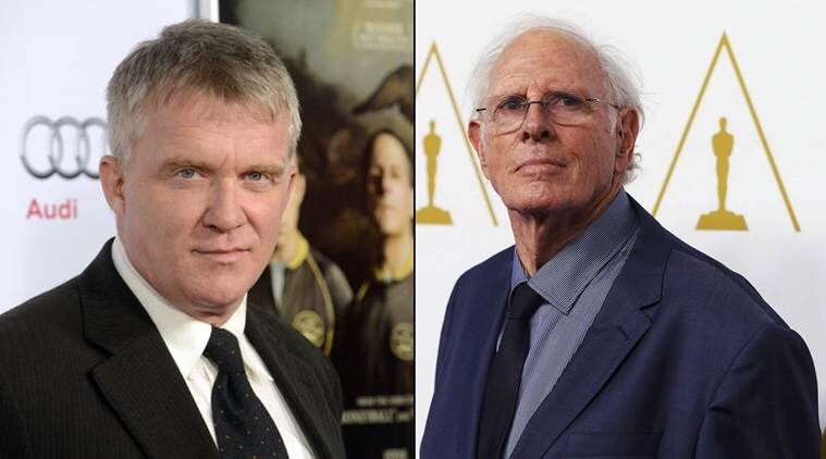 Anthony Michael Hall and Bruce Dern star as Glenn and Davenport Lear in 'The Lears.'