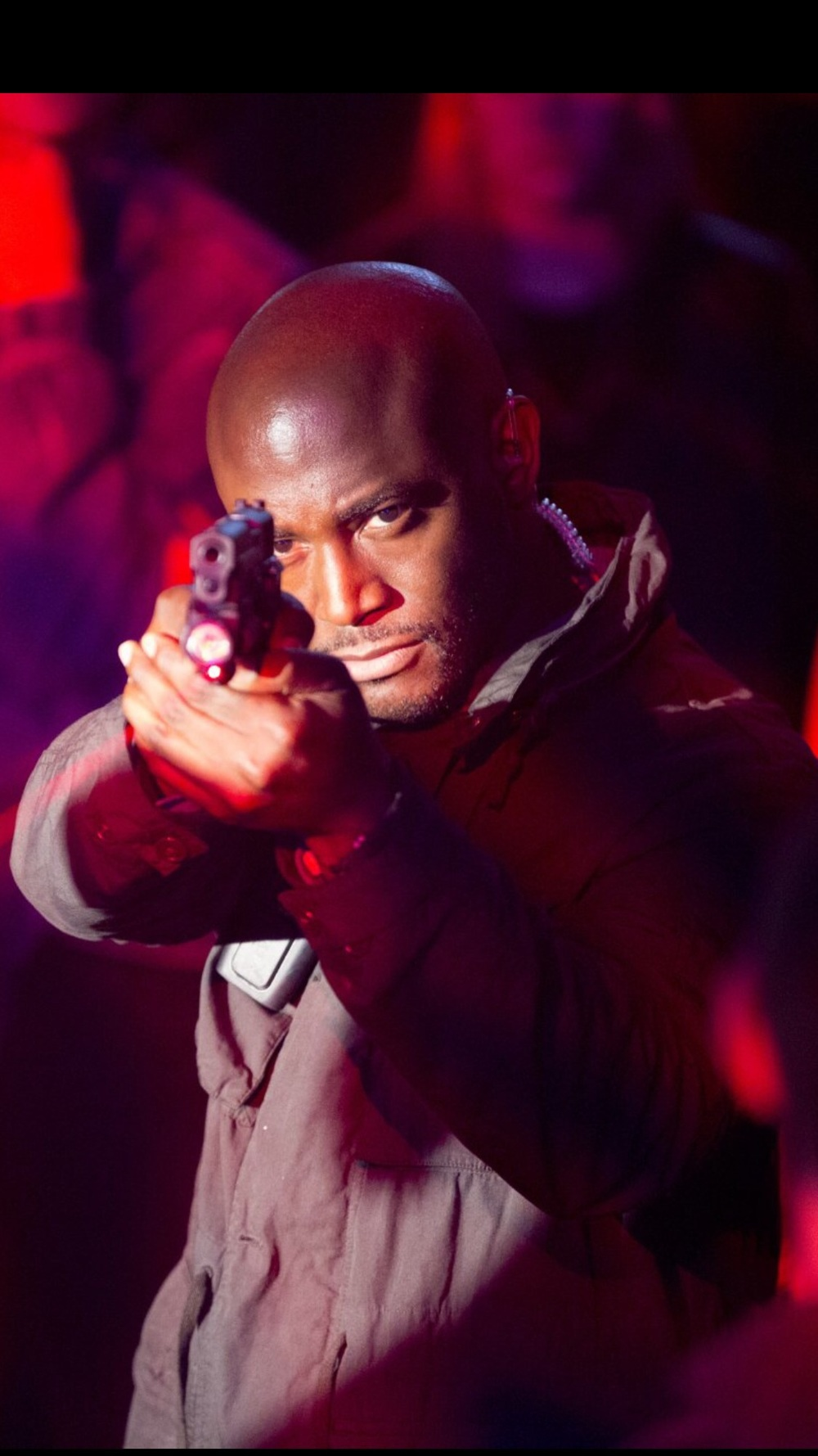 "Taye Diggs stars in the TNT network series ""Murder in the first."""