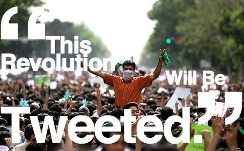 Revolution_Social Media
