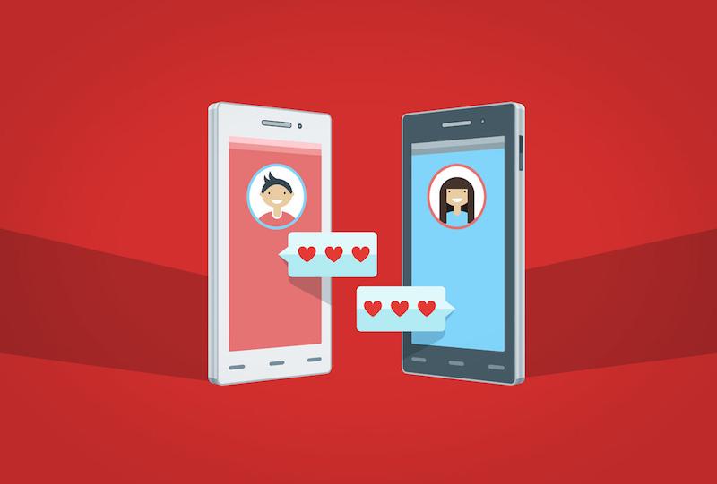 Tinder-modern-romance