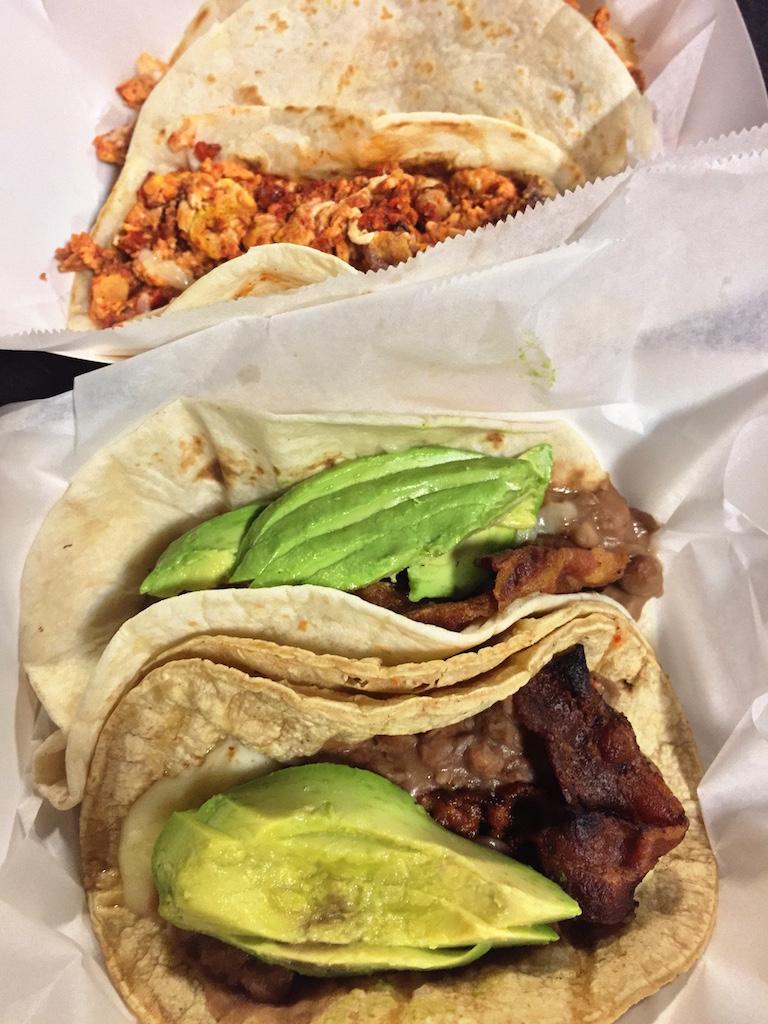 Breakfast Tacos -