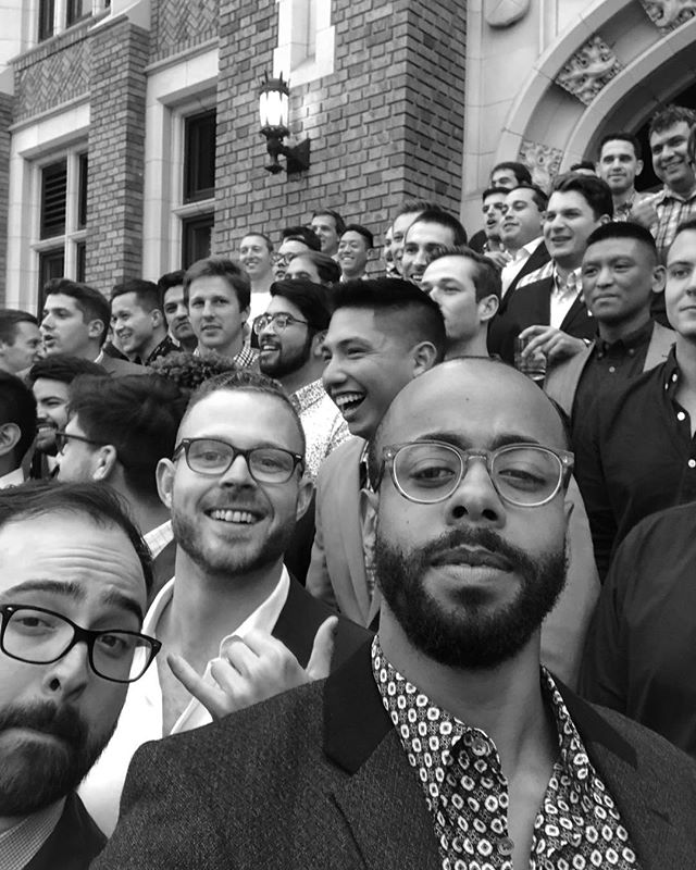 It's been 48hrs since our reunion, but I'll always be proud to call these distinguished gentlemen my brothers. #10yearreunion #cubs #c4l #loyolahighschool