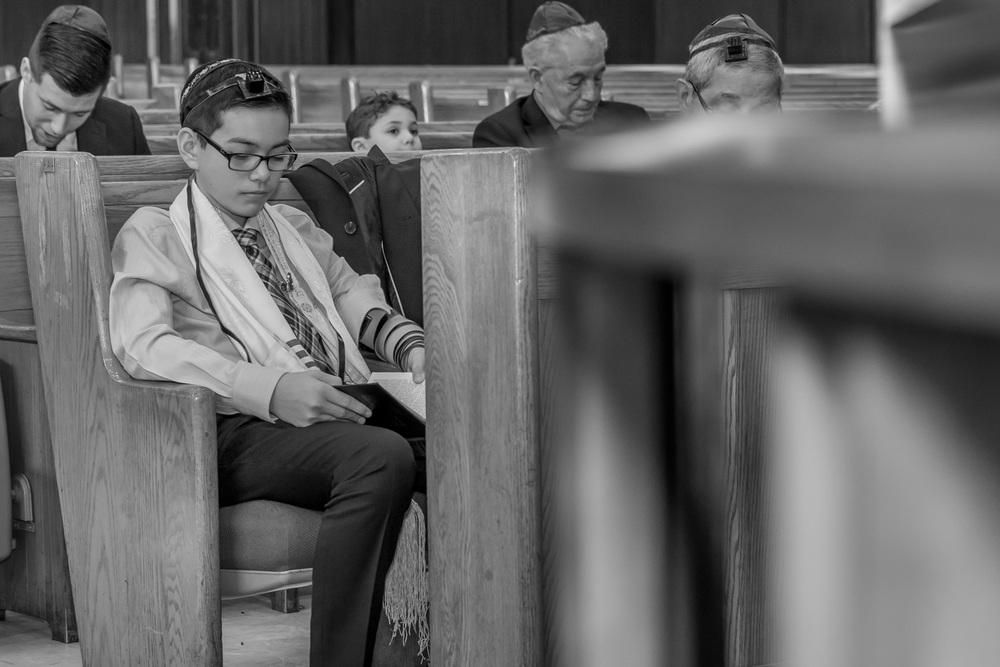 Bar Mitzvah - Event Photography