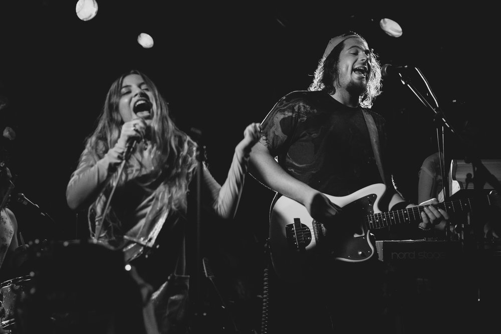Ginger Ale and the Monowhales-Captura Camera-Montreal Concert Photography
